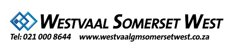 WESTVAAL SOMERSET WEST LOGO